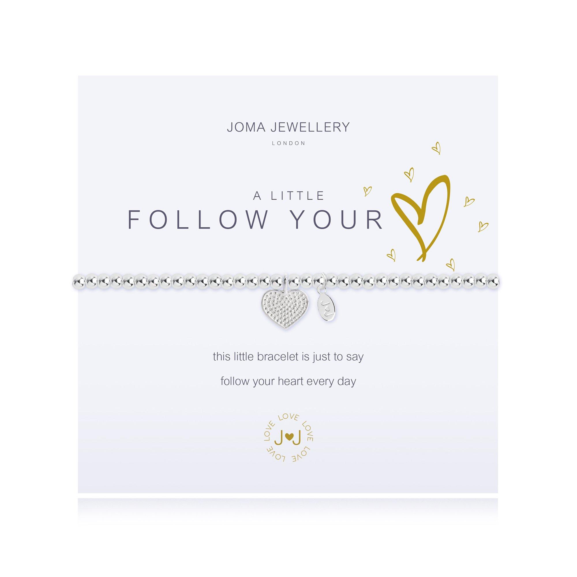 Joma Jewellery Bracelet - Follow your Heart