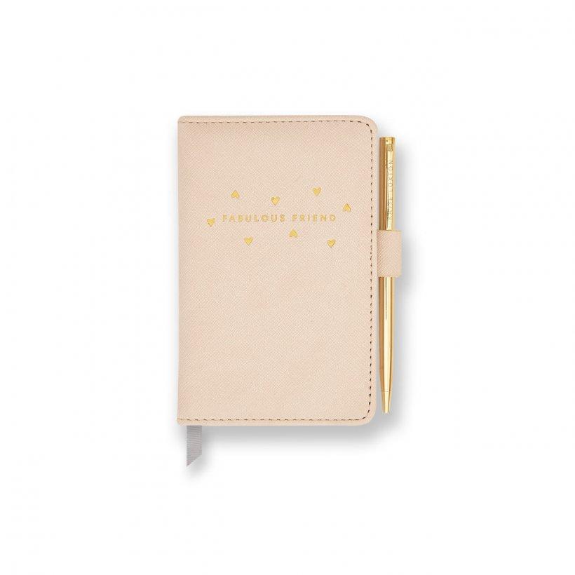 Fabulous Friend - Boxed Mini Notebook & Pen