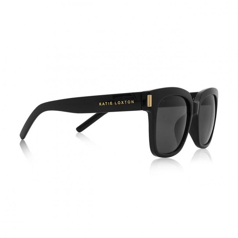 Roma  Sunglasses Black