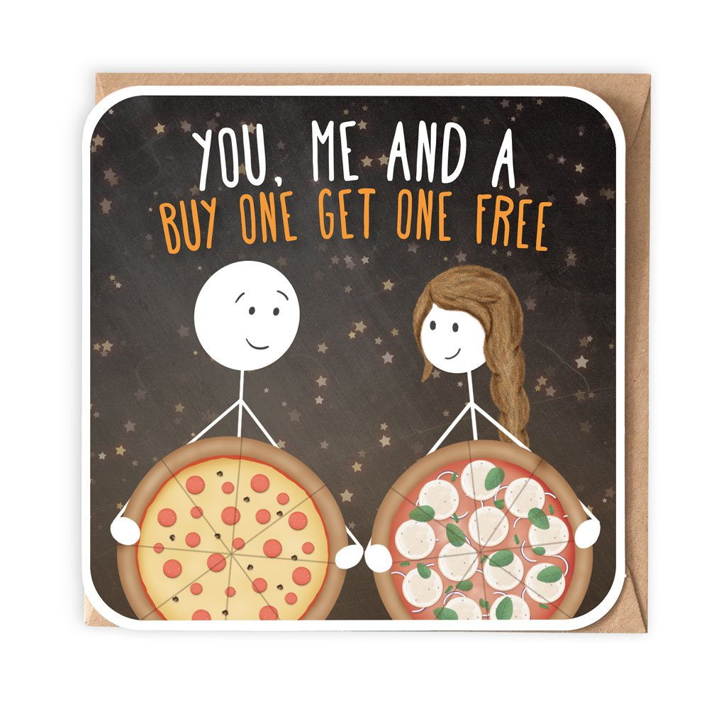 You, Me and a Buy One Get One Free