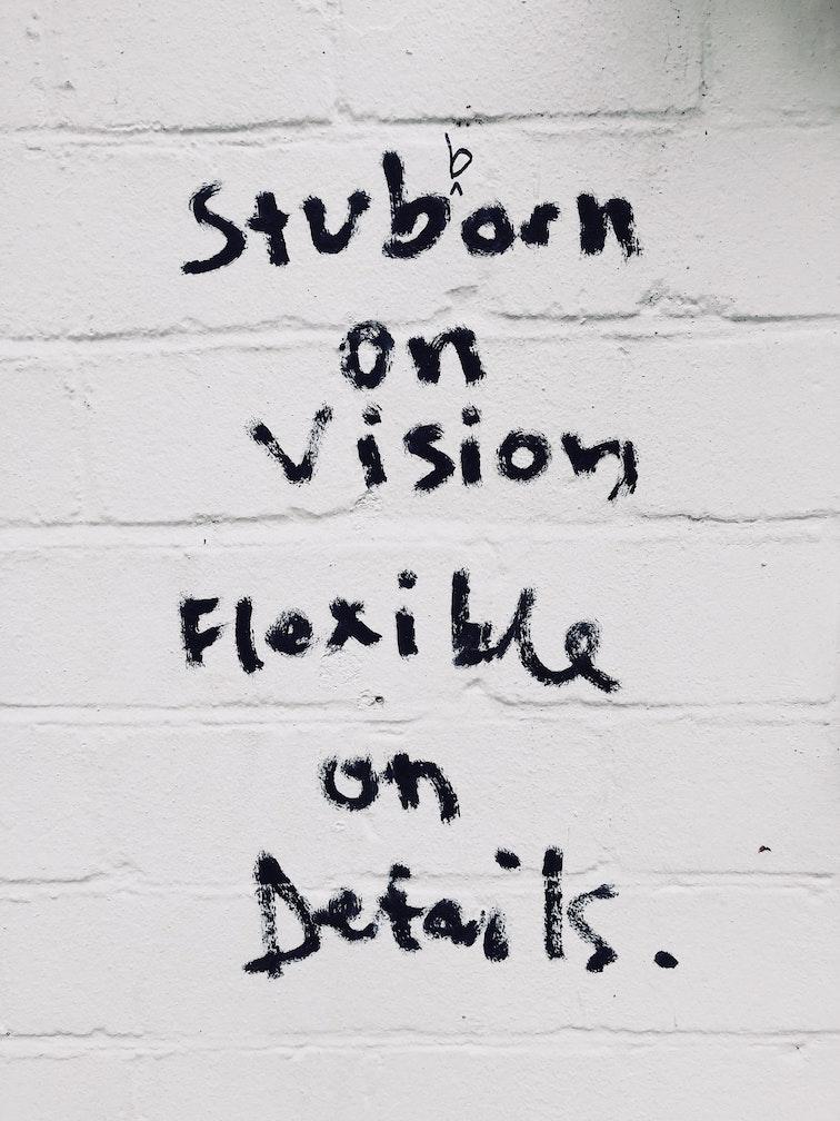 Stuborn on