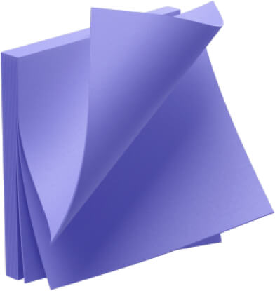 papers 3d icon