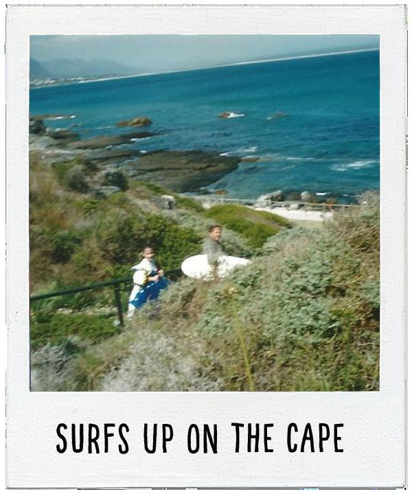 South Africa Coast line