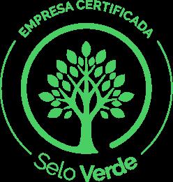 Certificado Selo Verde