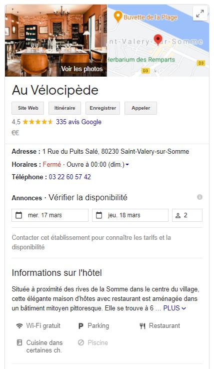 Google My Business bonnes pratiques 2