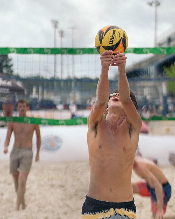 Shoulder Pain Athlete