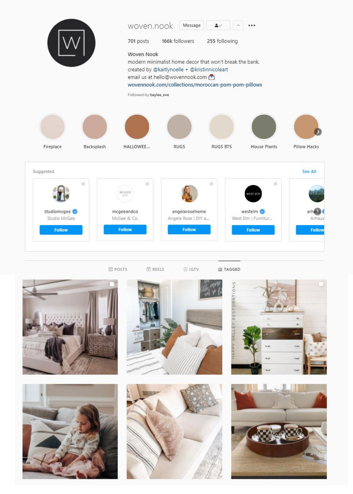 Invite people to become brand ambassadors on Instagram