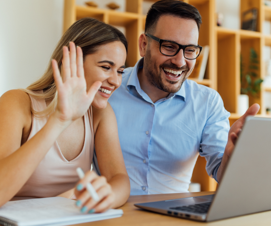 start virtual meetings with a welcome