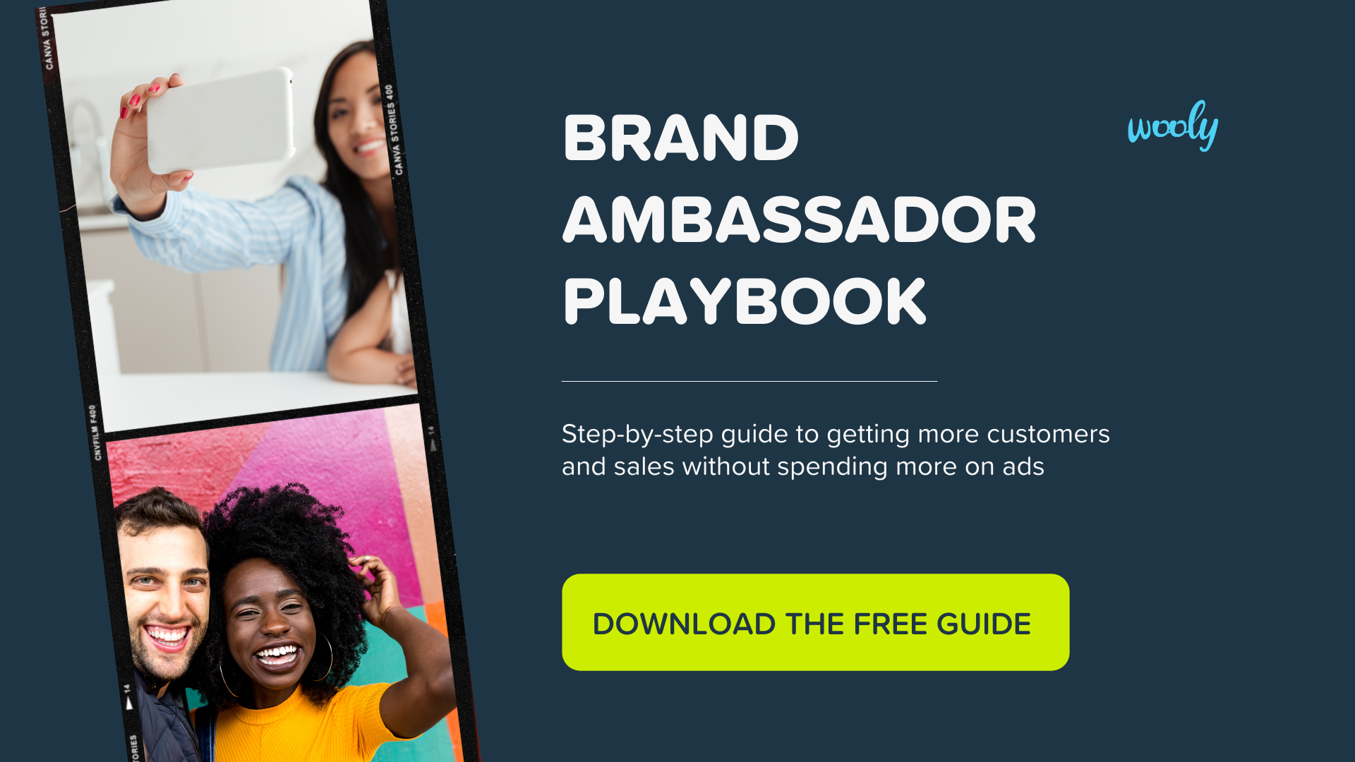 download free brand ambassador strategy guide