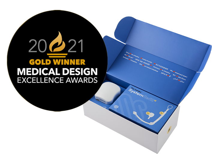 The Insides System Wins Gold Award at MDEA for Gastrointestinal Devices