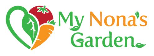 My Nona's Garden Logo