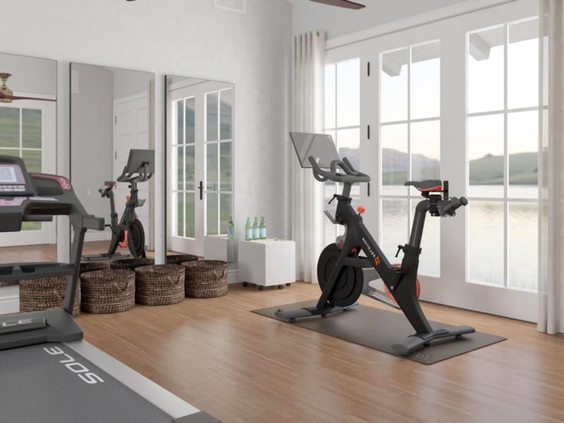 Home office workout gear