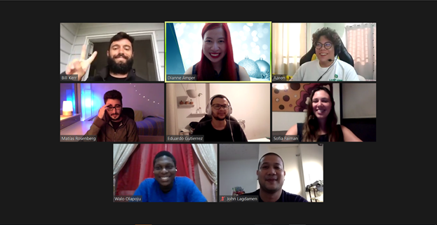 Athyna Team Meeting