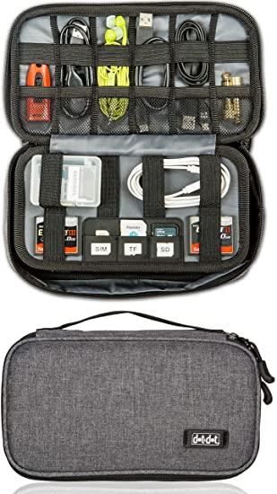 Cable management carry case