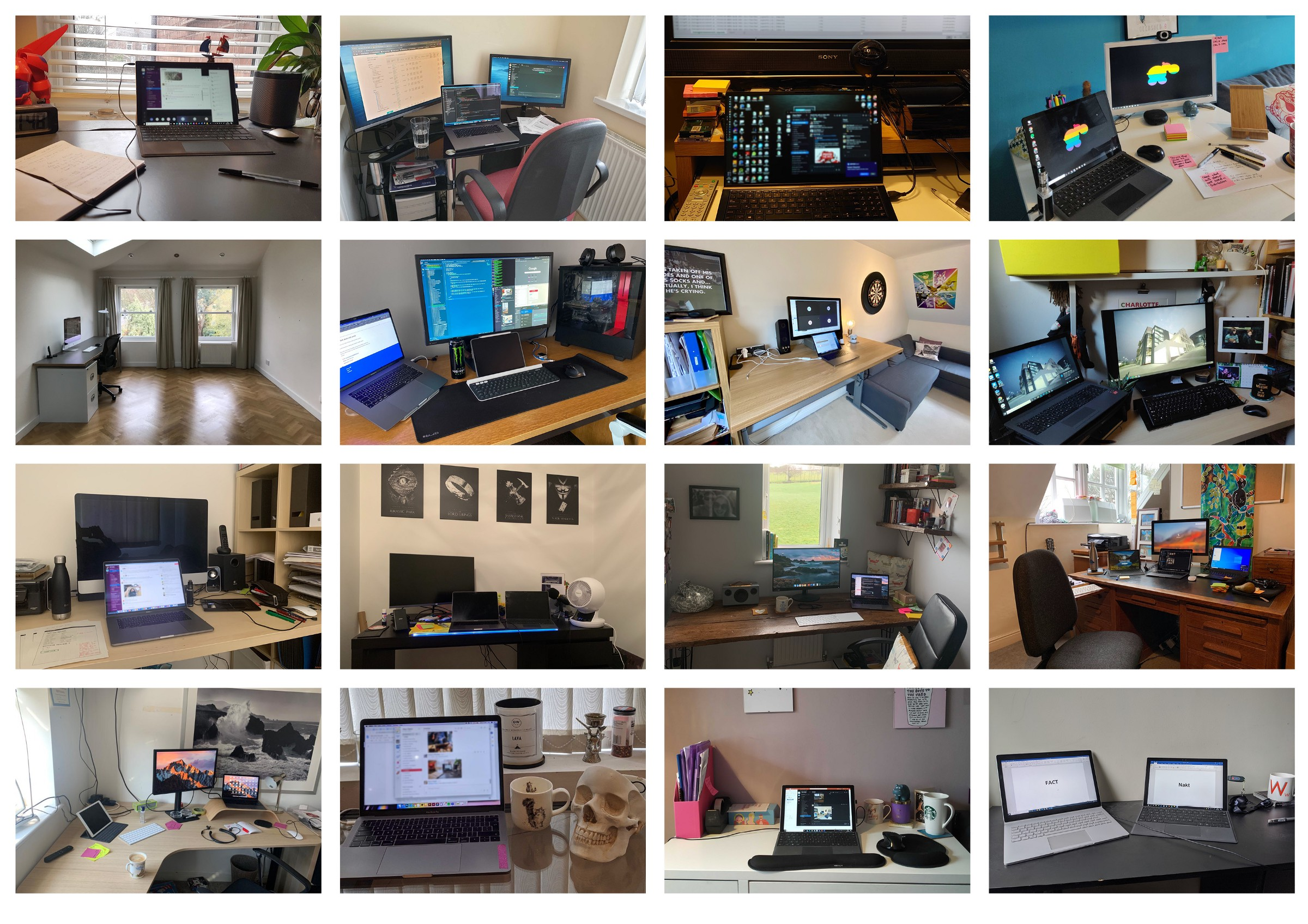 All the Hardware you Need for a Top-notch Remote Work Experience: Gadgets, Gizmos & Accessories