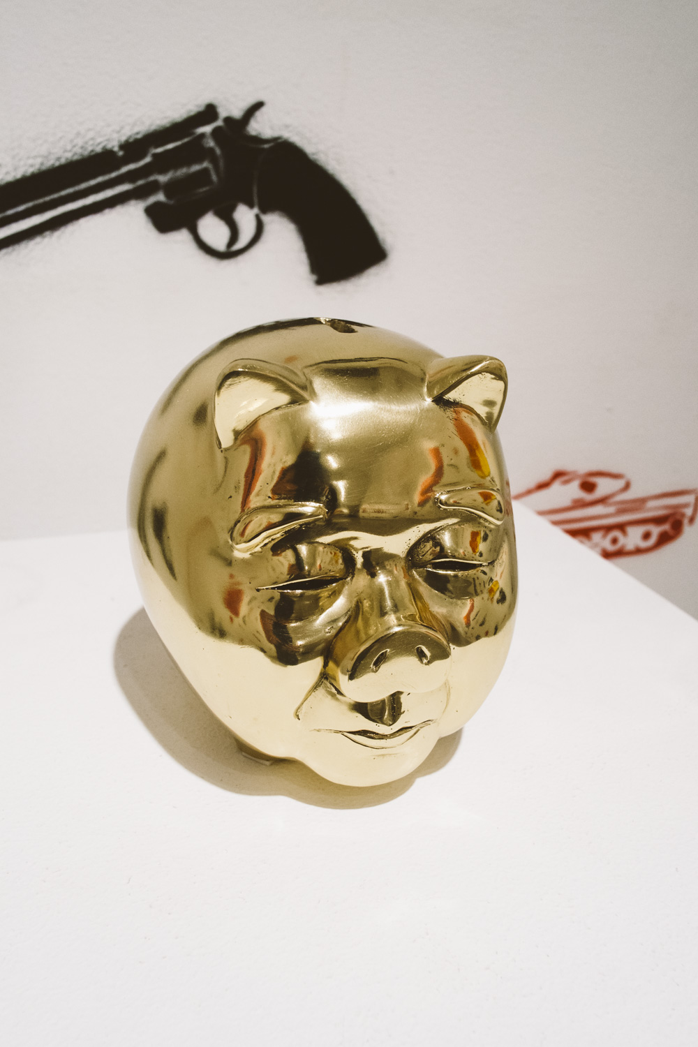 THE CORRUPT PIGGY BANK
