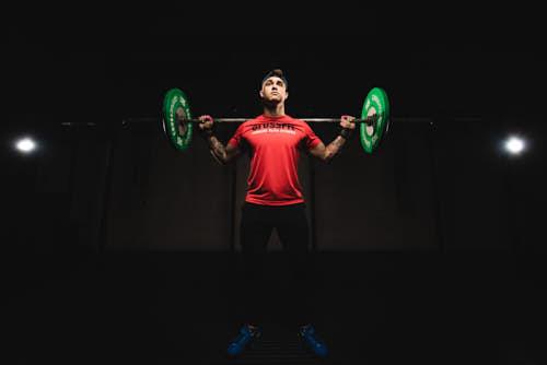 Personal branding fotoshoot sport trainer