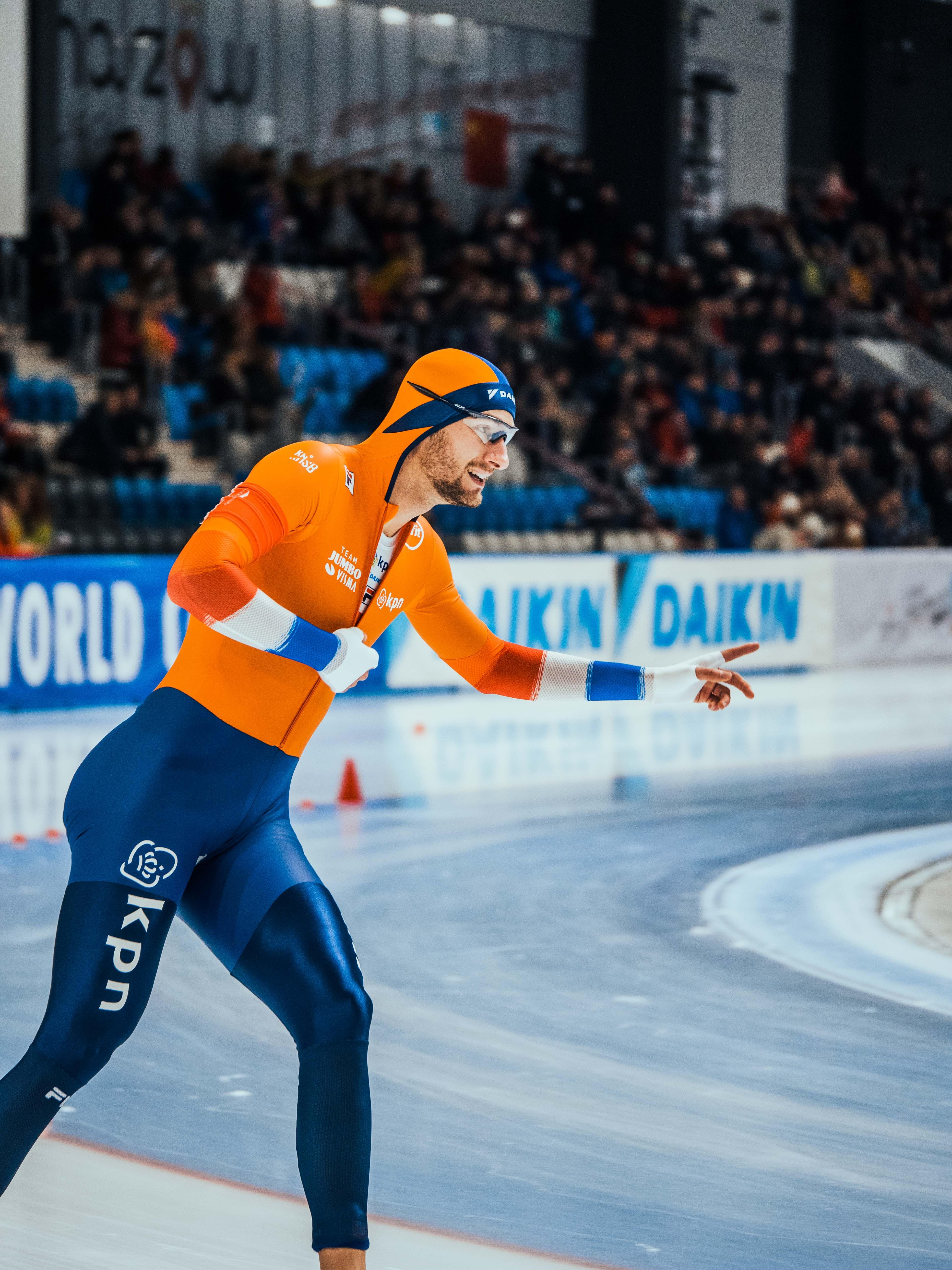 Thomas Krol, ISU World Cup Tomazsow