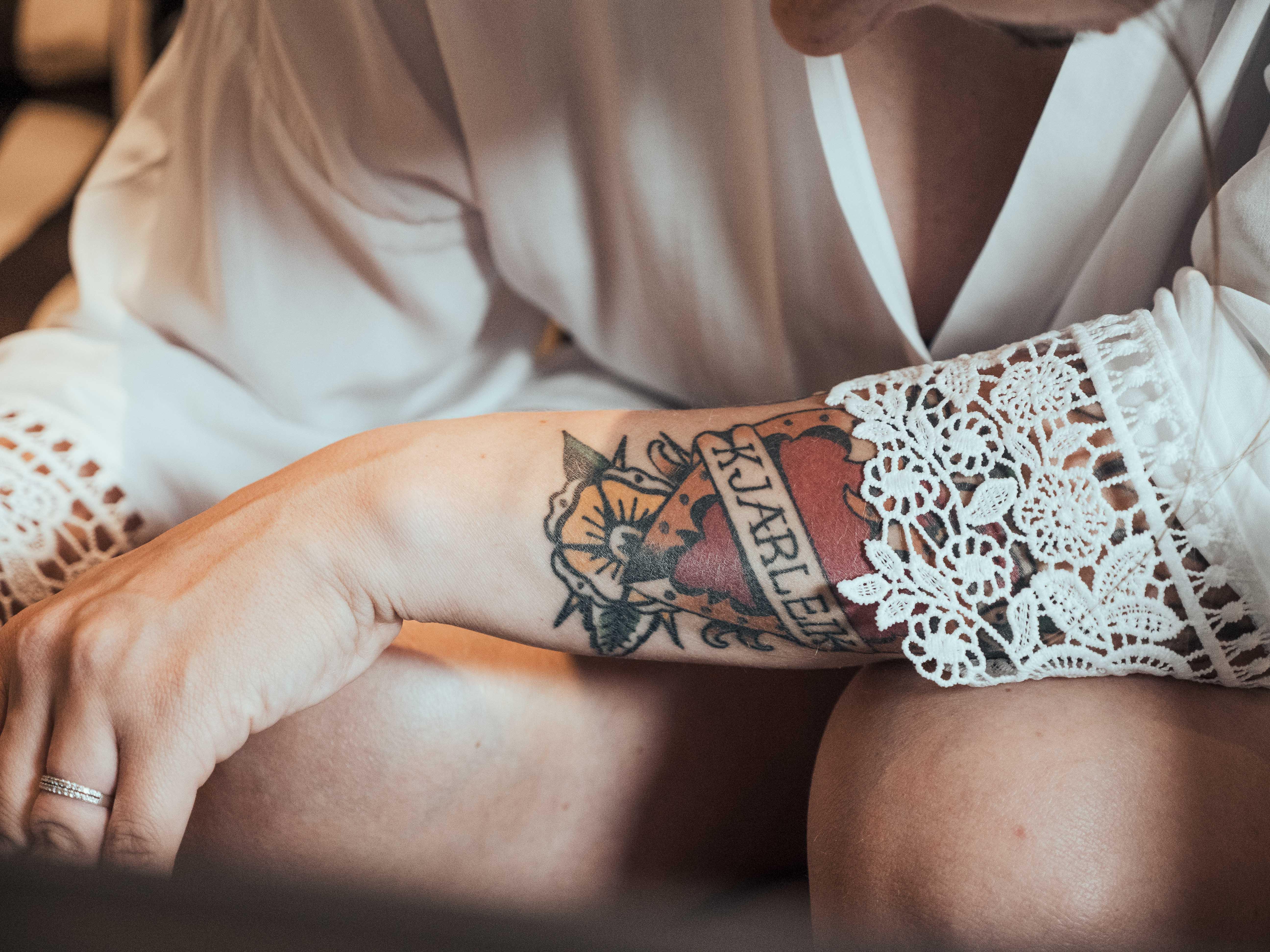 Tonje og Aleksander 2019 - Brides Tattoo