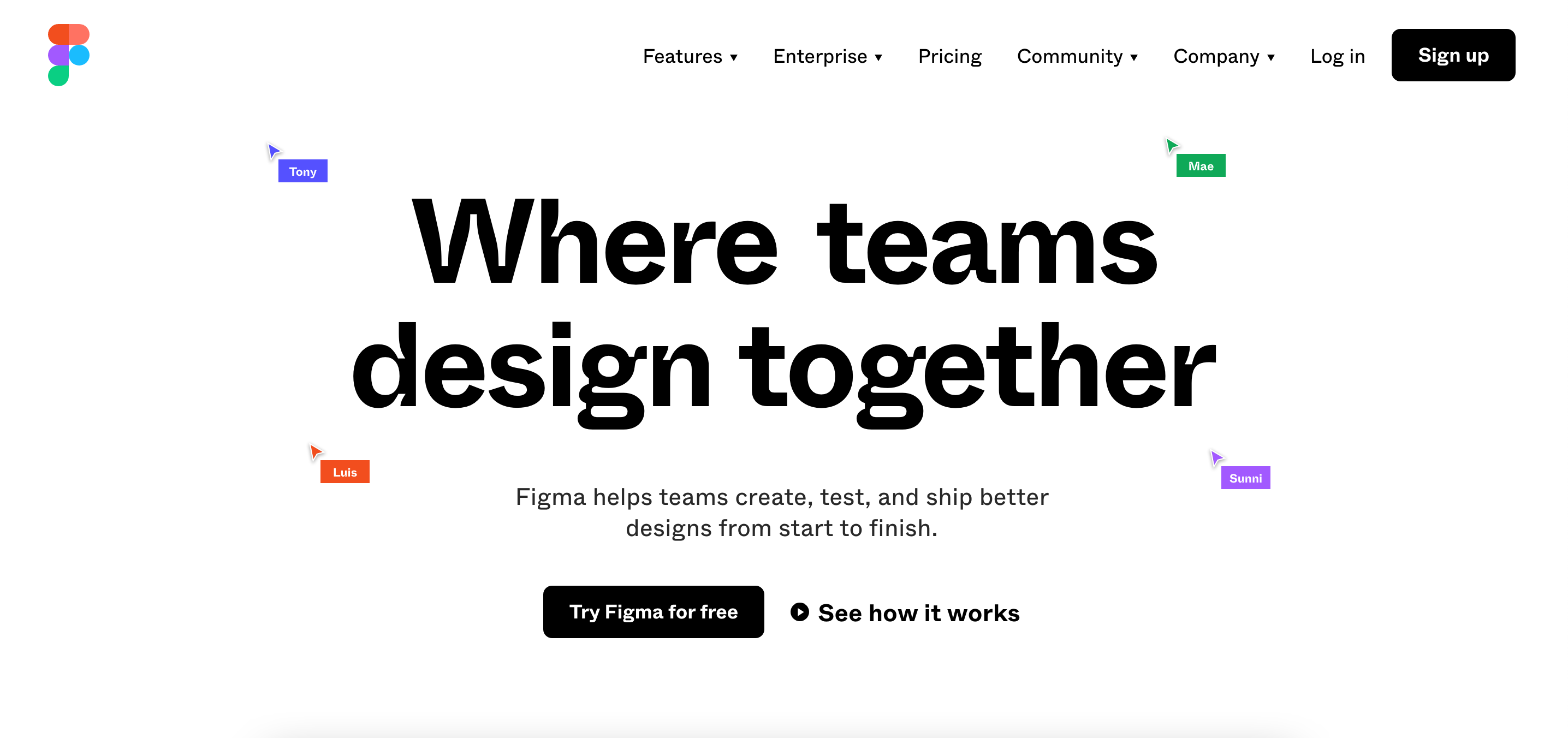 figma website design free