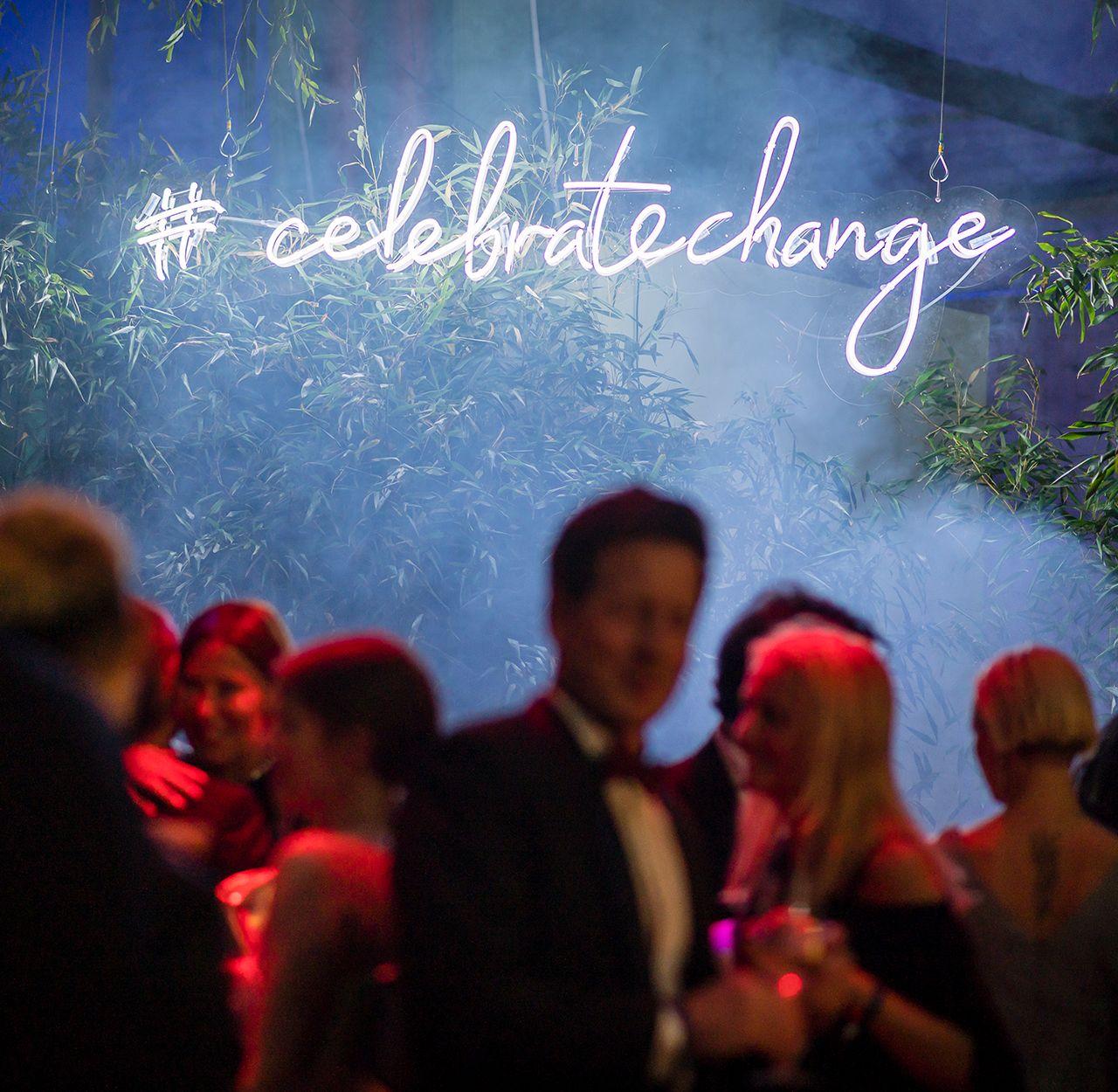 Greentech Festival celebrate change