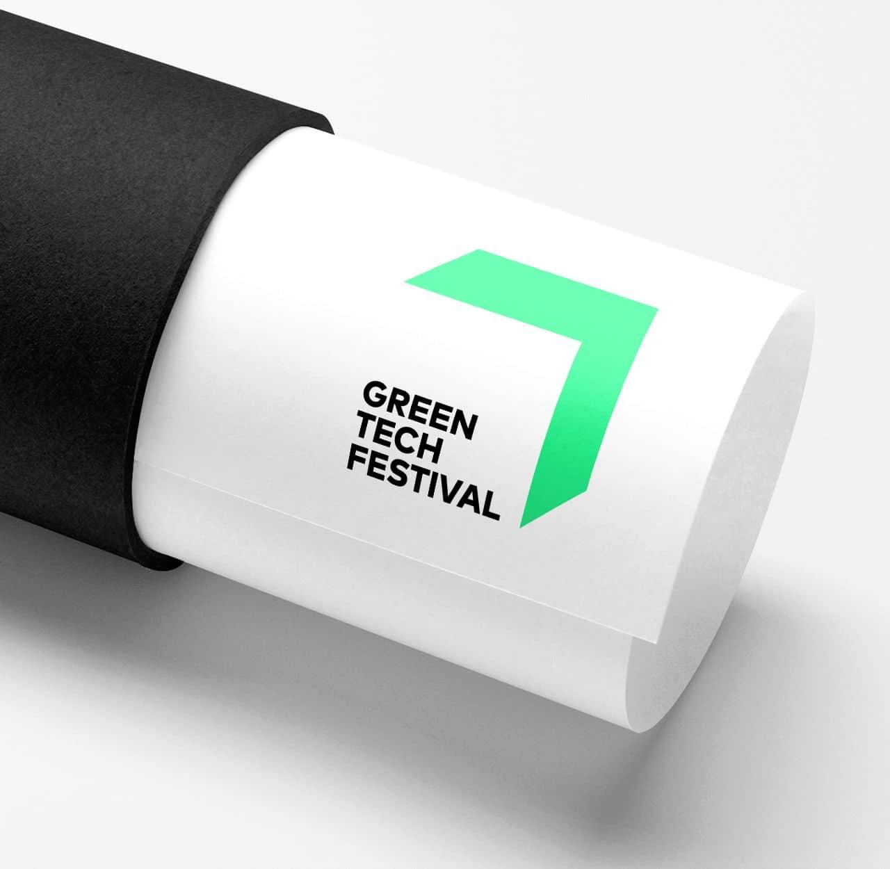 Greentech Festival logo