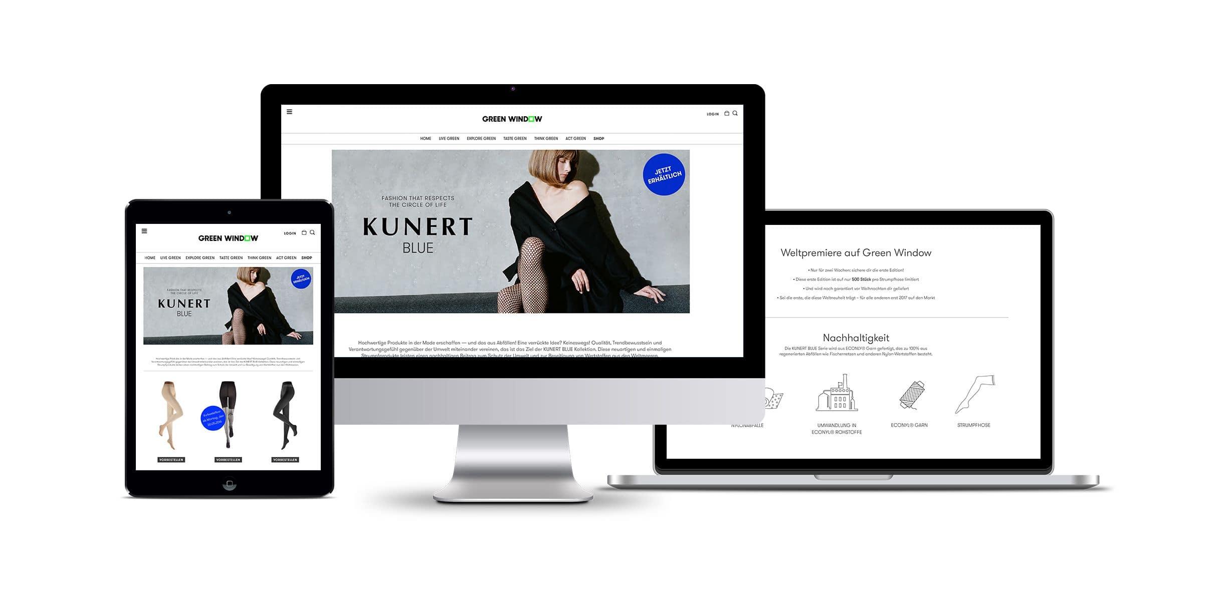 Kunert screen designs