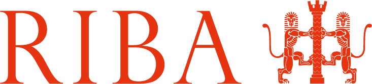 Royal Institute of British Architects (RIBA) logo red