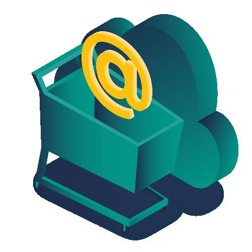 Verbessern Sie die Konversions- und Bindungsraten Ihres Webshops durch eine Omnichannel-Präsenz, bessere Personalisierung und Auswahl