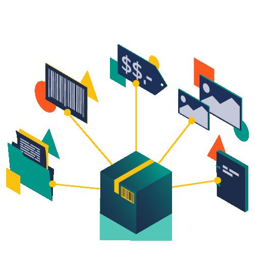 Øyeblikkelig produktdatautveksling med X-Trade av Xeris og automatisering som reduserer innsatsen med å utarbeide produktdata med 30-60%
