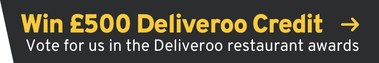The Deliveroo Restaurant Awards
