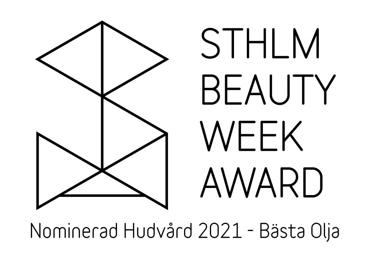 STHLM-BEAUTY-WEEK-AWARD-logo-Nominerad-Bästa-Olja-2021