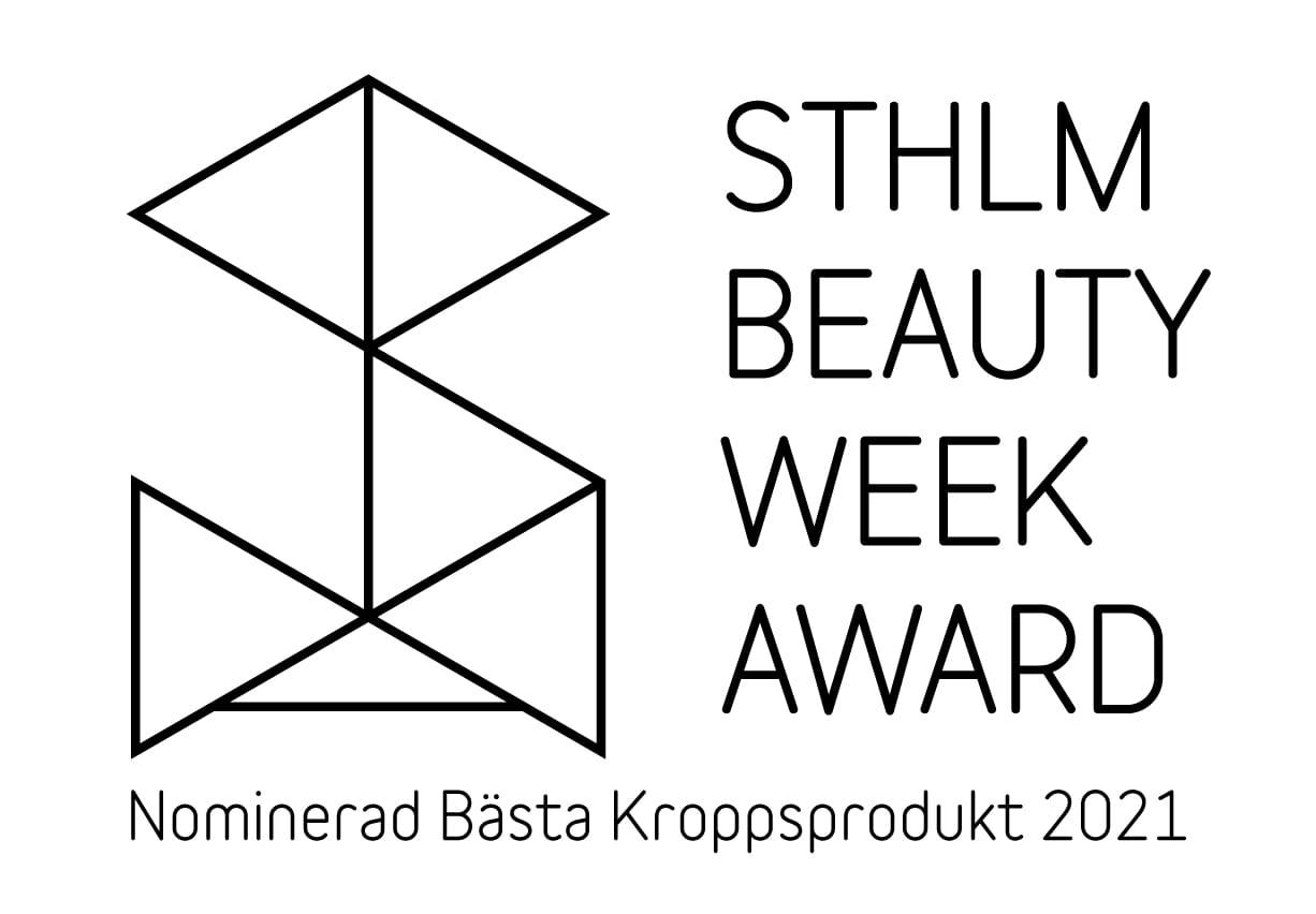 STHLM-BEAUTY-WEEK-AWARD- Nominerad-Bästa-Kroppsprodukt-2021