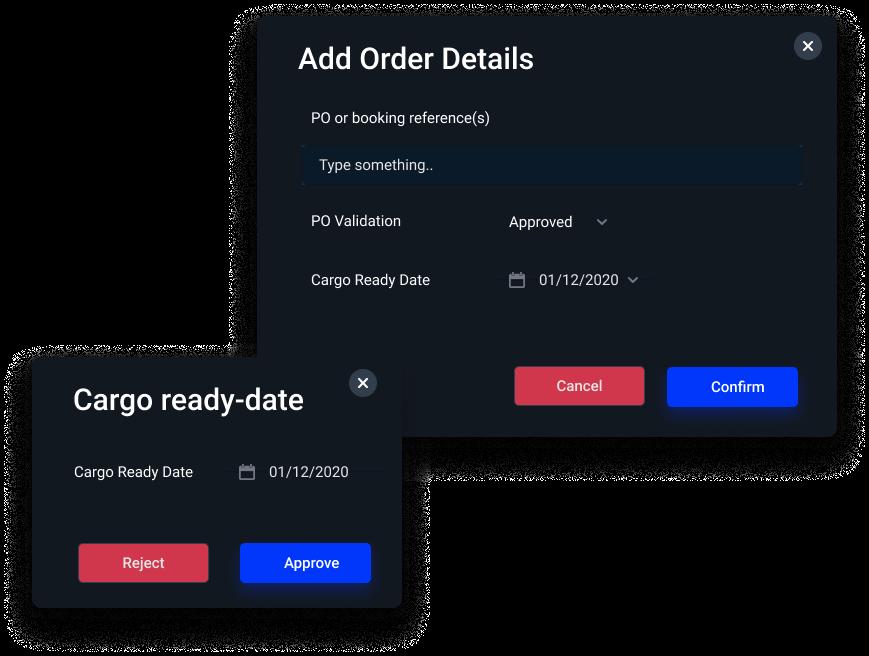 Seanode- PO management tool