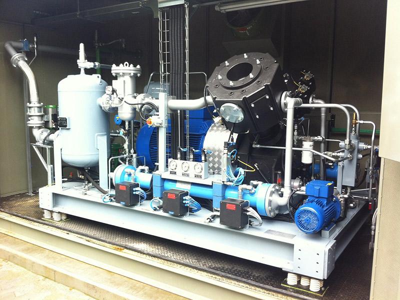 Zan-Tech Bio Gas