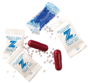 Pharmaceutical Silica Gels