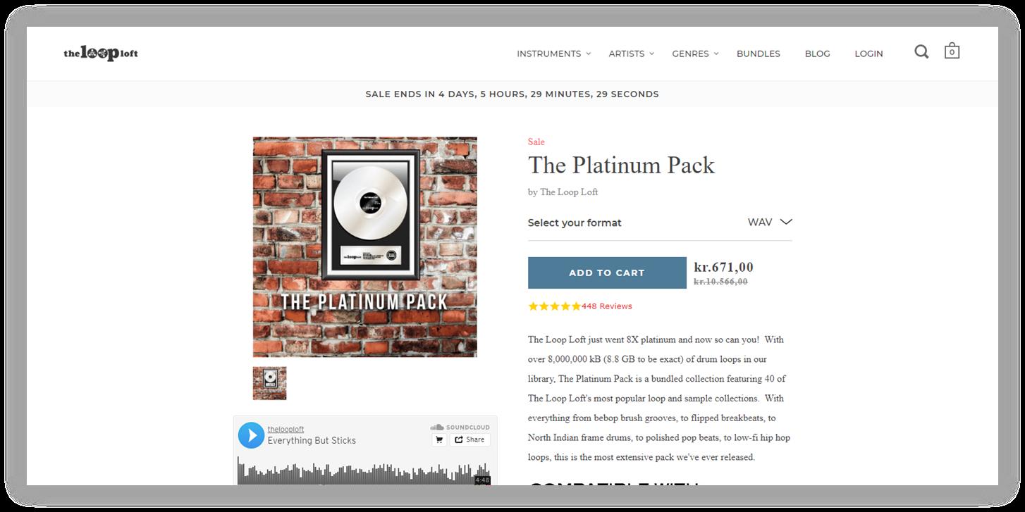 platinum-pack-eksempel