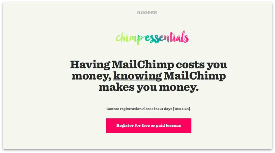 mailchimp-eksempel