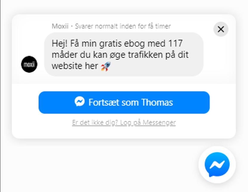 messenger-chatbot-eksempel