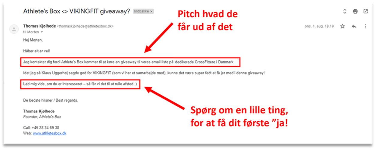 athletes-box-email-eksempel