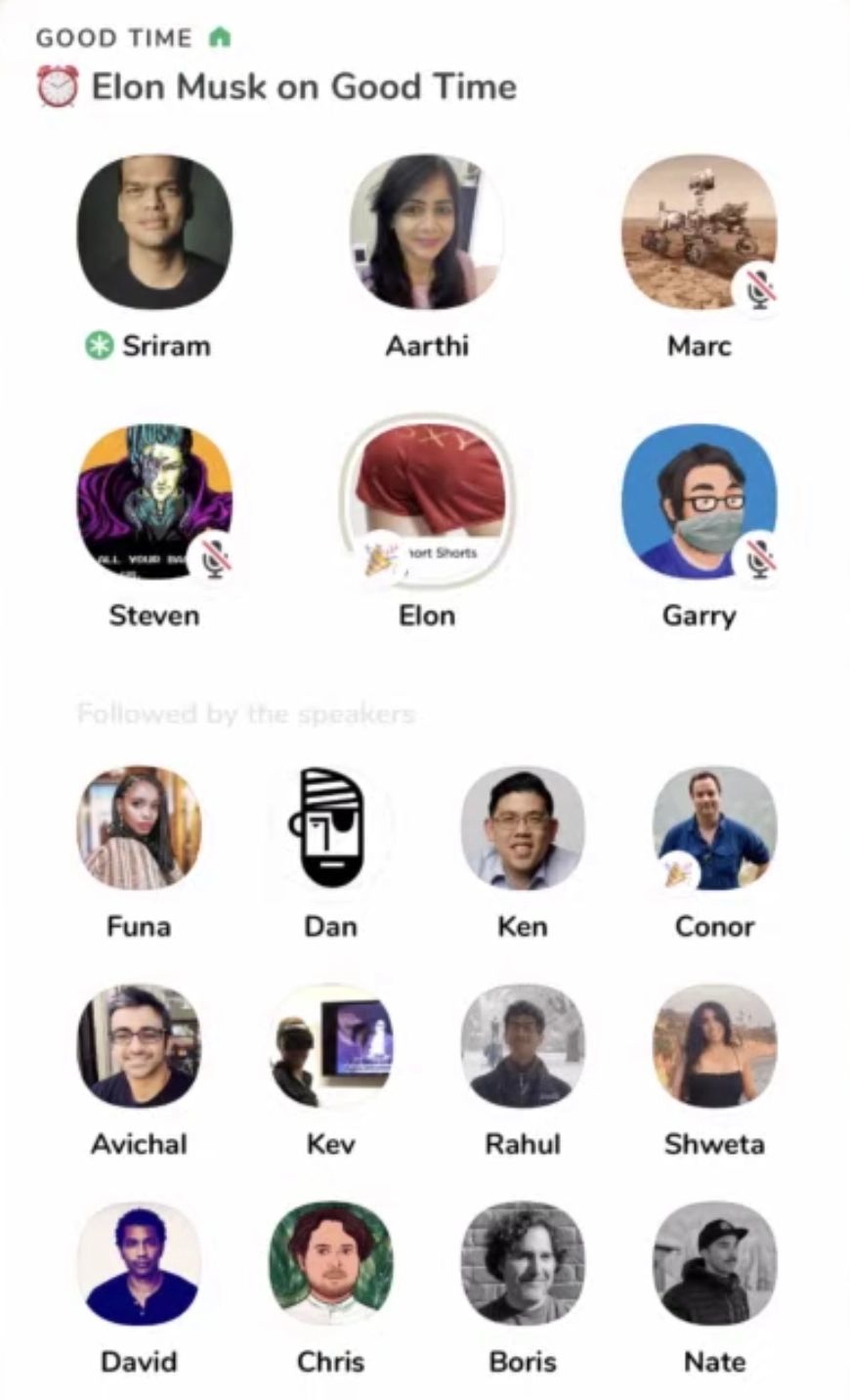 Clubhouse-screenshot