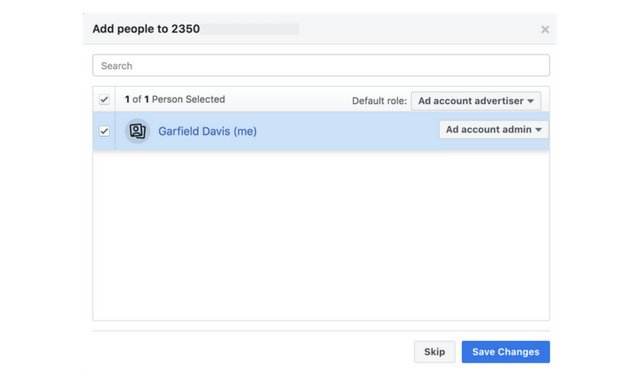 add people to facebook ad account