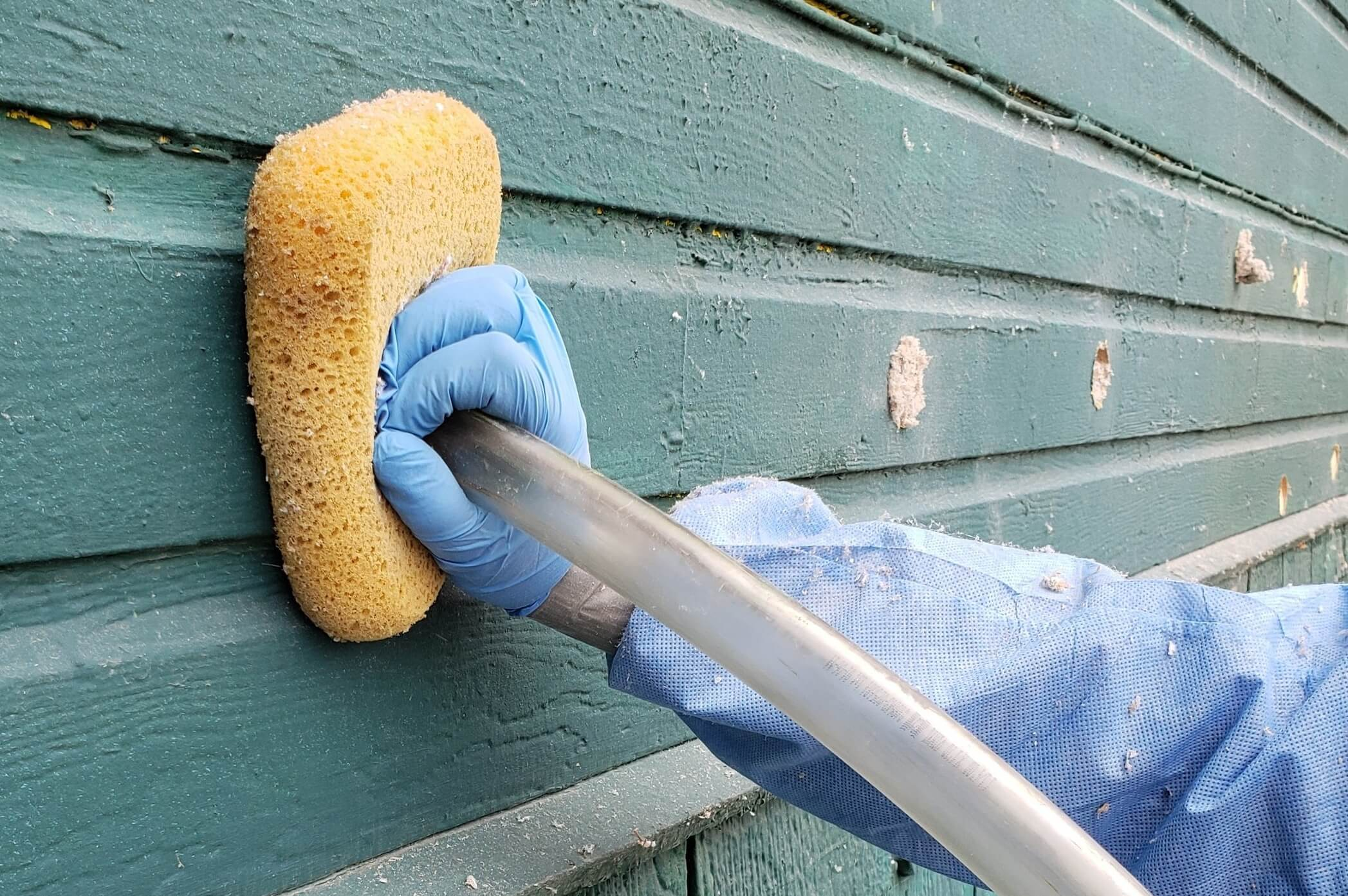 Drill & Fill is an excellent option to insulate existing walls and structures without removing siding or drywall.