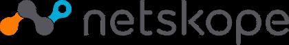 Logo of Netskope, a customer of Refactr