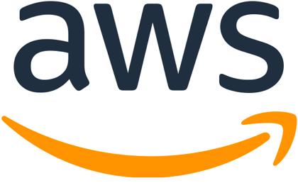Logo of AWS, a partner of Refactr