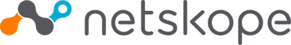 Logo of Netskope, a partner of Refactr