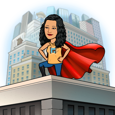 Avatar representing Stephanie Salyer superhero teammate at Refactr