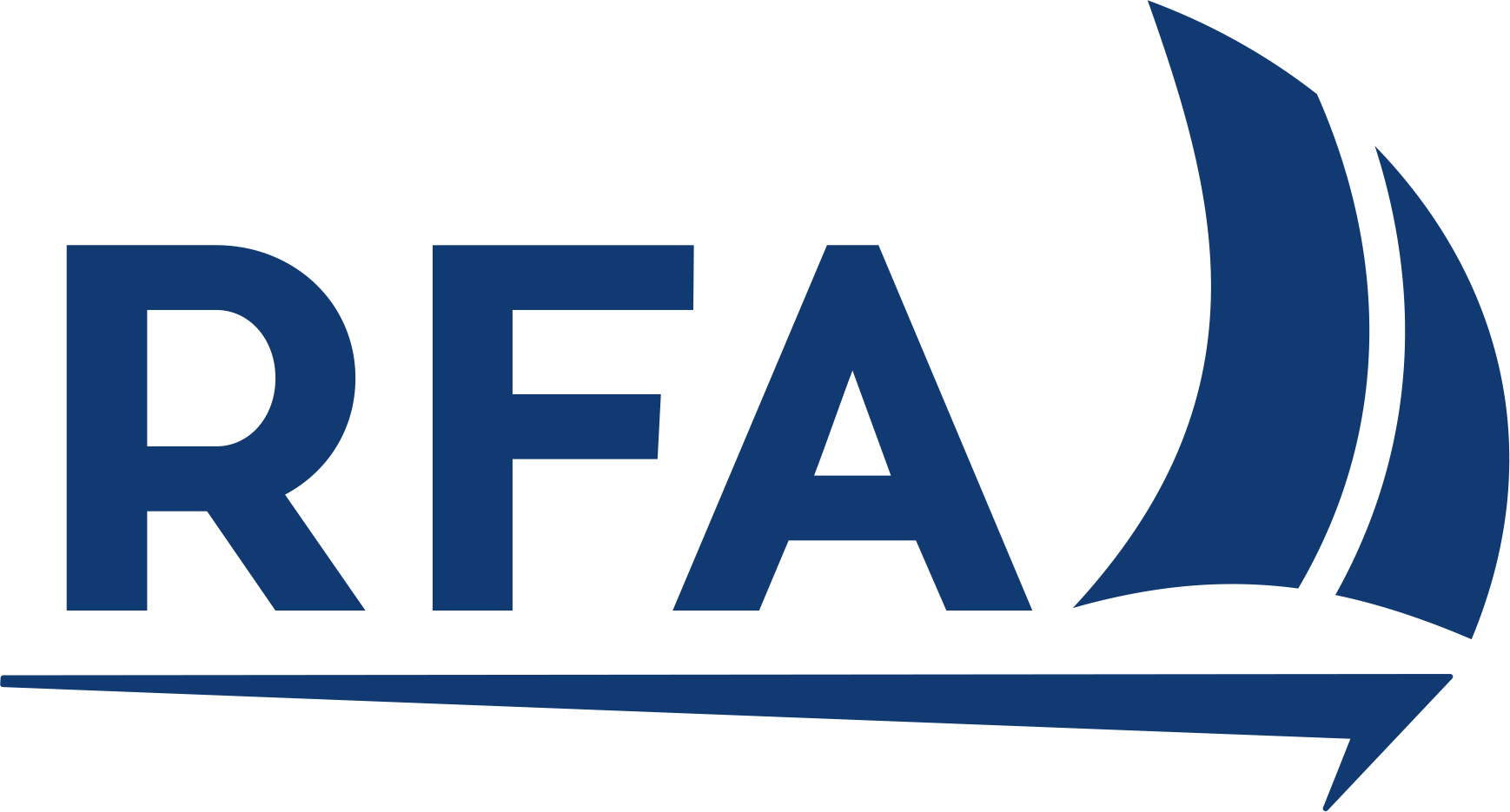 Logo of RFA, a customer of Refactr