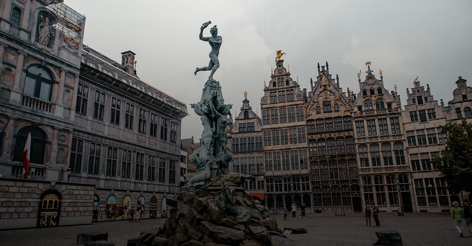 Via Antwerp