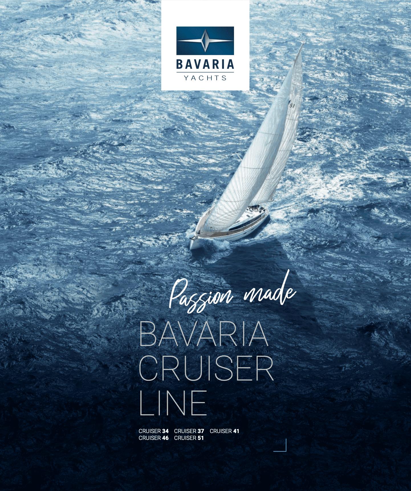Bavaria Cruiser Broschyr